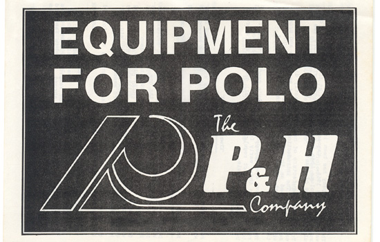Old P&H Logo